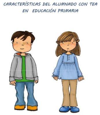 Guía para la integración del alumnado con TEA en Educación IMAGEN 4