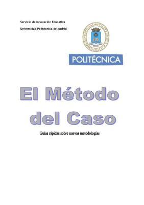 Guía rapida del Estudio de casos Case Study magen