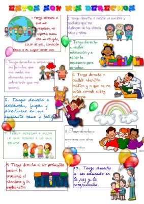 3454f5edb Materiales para todas las Etapas Derecho del niño y la niña a la ...