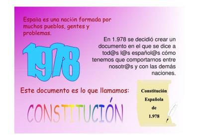 la constitucion en imagenes actividades para infantil y primaira (1)