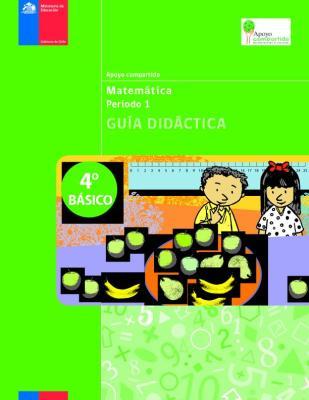 CUARTO DE PRIMARIA GUIA_DIDACTICA_MATEMATICA PRIMER TRIMESTRE IMAGEN