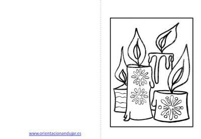 Christmas de Navidad para colorear (7)