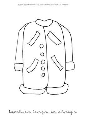 5.también tengo un abrigo
