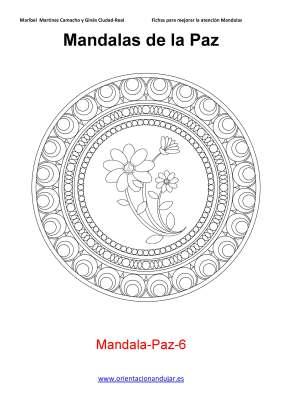 Coloreamos las Mandalas de la  paz 2014 de Orientacion Andujar_Página_07