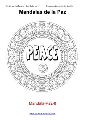 Coloreamos las Mandalas de la  paz 2014 de Orientacion Andujar_Página_09