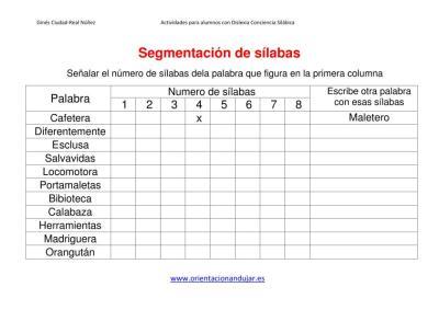 Ejercicios dislexia segmentacion de sílabas IMAGENES_2