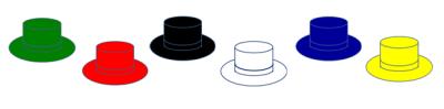 seis sombreros