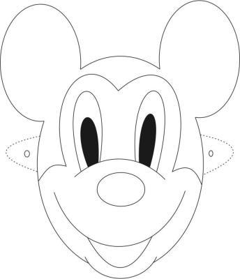 carteta Mickey mouse