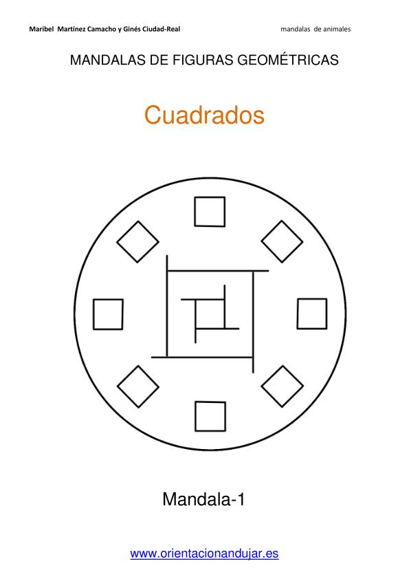 Mandalas Cuadrados. Trendy Top Acceso Al Webmail With Mandalas ...