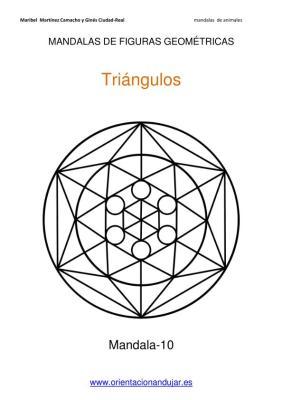 mandalas geometricas triangulos imagenes_11