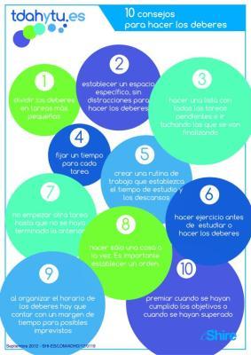 TDAH 10 consejos para hacer los deberes en casa_1