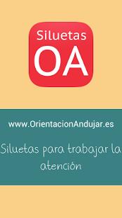 app Orientación Andújar siluetas 1