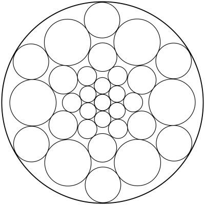 Mandalas de círculos para trabajar la creatividad y la atención tdah ...