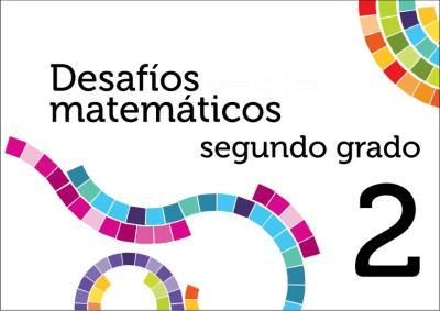 Solucionarios Desafios matemáticos segundo primaria segundo grado imagen 1