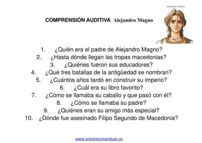 COMPRESION AUDITOVA ALEJANDRO MAGNO