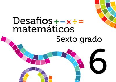 CapturSolucionarios Desafios matemáticos sexto primaria sexto grado Altas capacidades