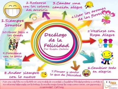 Decálogo de la Felicidad... (1)