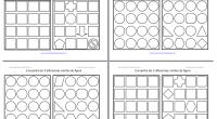 Otra de las actividades que más gusta en nuestro blog es la de encontrar las diferencias entre diferentes conjuntos de formas geométricas, en este caso hemos cambiado el tipo de […]