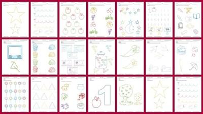 Cuadernillo De Actividades De Educacion Preescolar 2 Actividades