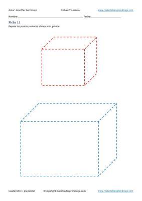 Cuadernillo de actividades de educación preescolar 1 en imagenes (11)