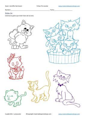 Cuadernillo de actividades de educación preescolar 1 en imagenes (16)