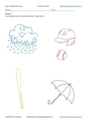 Fichas cuaderno 2 educacion preescolar  en imagenes_05