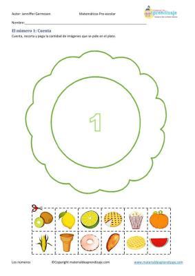 aprendemos a contar en preescolar imagenes_02