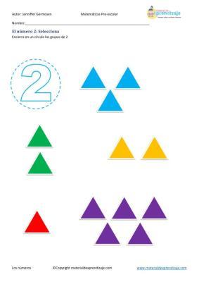 aprendemos a contar en preescolar imagenes_08
