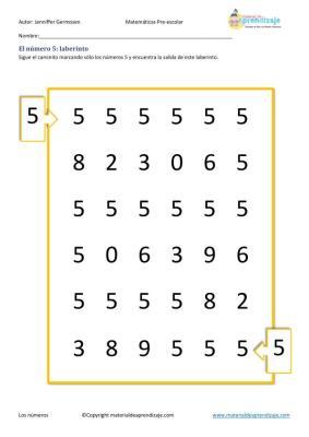 aprendemos a contar en preescolar imagenes_19