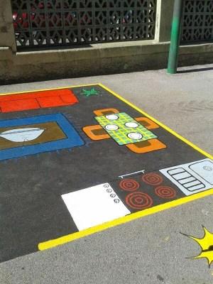 juegos patio colegio
