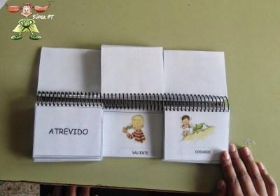 Libro Móvil de los Sinónimos y Antónimos 4