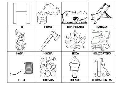 El abecedario de los objetos listo para imprimir (10)