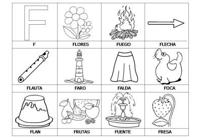 El abecedario de los objetos listo para imprimir (9)