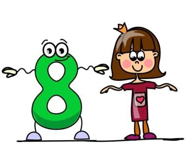 Aprendemos los números del 1 al 10 en español de forma divertida Video, láminas, Bits24