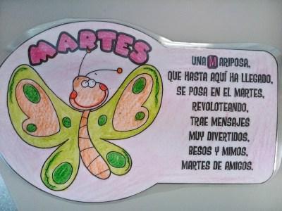 martes