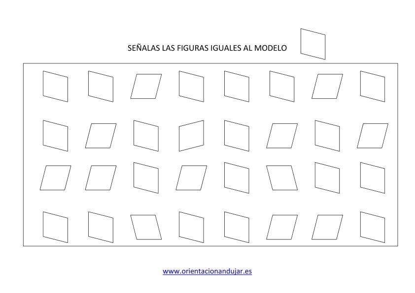 SEÑALA LA FIGURA IGUAL AL MODELO_10