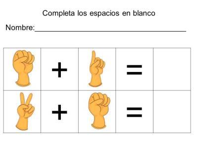 vamos a sumar con los dedos (12)