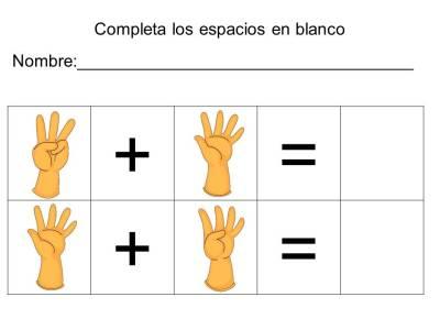 vamos a sumar con los dedos (17)