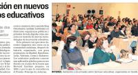 Como todos sabréis desde hace unos años desde Orientación Andújar estamos realizando diferentes formaciones tanto On-line como presencialesen diferentes ciudades y colegios de toda España. La semana pasada tuvimos una […]