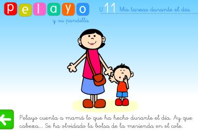 láminas para trabajar las rutinas con niños y niños que las necesitan2