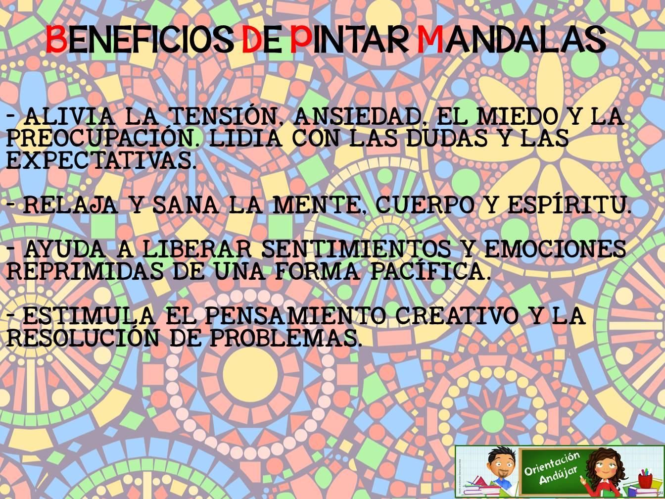 Image Of Mandalas Para Colorear Beneficios Mandalas 5 beneficios