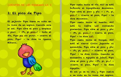 El pico de Pipo