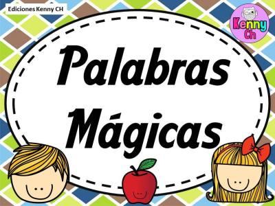 palabras magicas 8