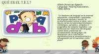 Hoy os dejamos esta interesante presentación realizada por ELVIRA MENDOZA. Universidad de Granada en unasJORNADAS EDUCATIVAS SOBRE LOS TRASTORNOS ESPECÍFICOS DEL LENGUAJE (TEL). Trastornos específicos del lenguaje La ASHA, 1993 […]