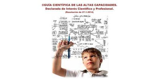 GUIA ALTAS CAPACIDADES