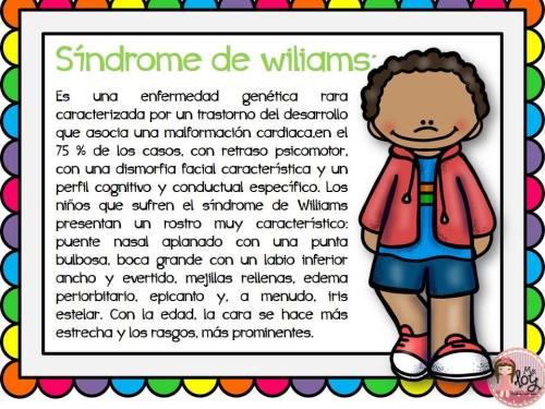 Láminas con definiciones de los distintos trastornos y síndromes  (2)