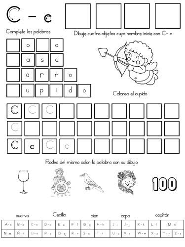 fichas de repaso del abecedario  (4)
