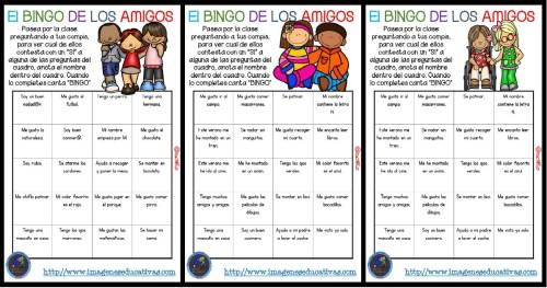 """Actividad-para-los-primeros-días-de-clase-""""El-BINGO-DE-LOS-AMIGOS""""-PORTADA"""