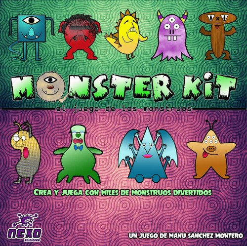 Monster Kit El Juego De Mesa Que No Puede Faltar En Casa Y En Tu