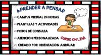 Si este nuevo año quieres innovar en tus clases con actividades y recursos diferentes, desde Orientación Andújar te proponemos esta interesante formación on line «Aprender a Pensar: NUEVAS METODOLOGÍAS Y […]